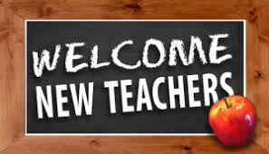 Hello New Teacher!